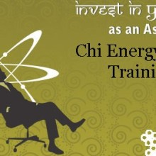 Chi Energy Development for Instructors