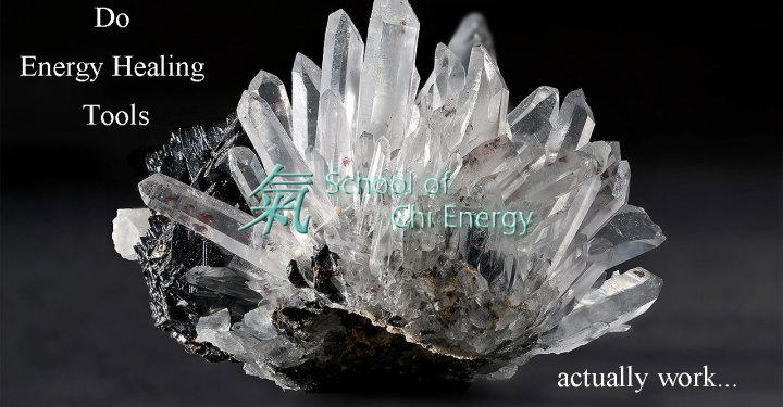 Energy Healing Tools